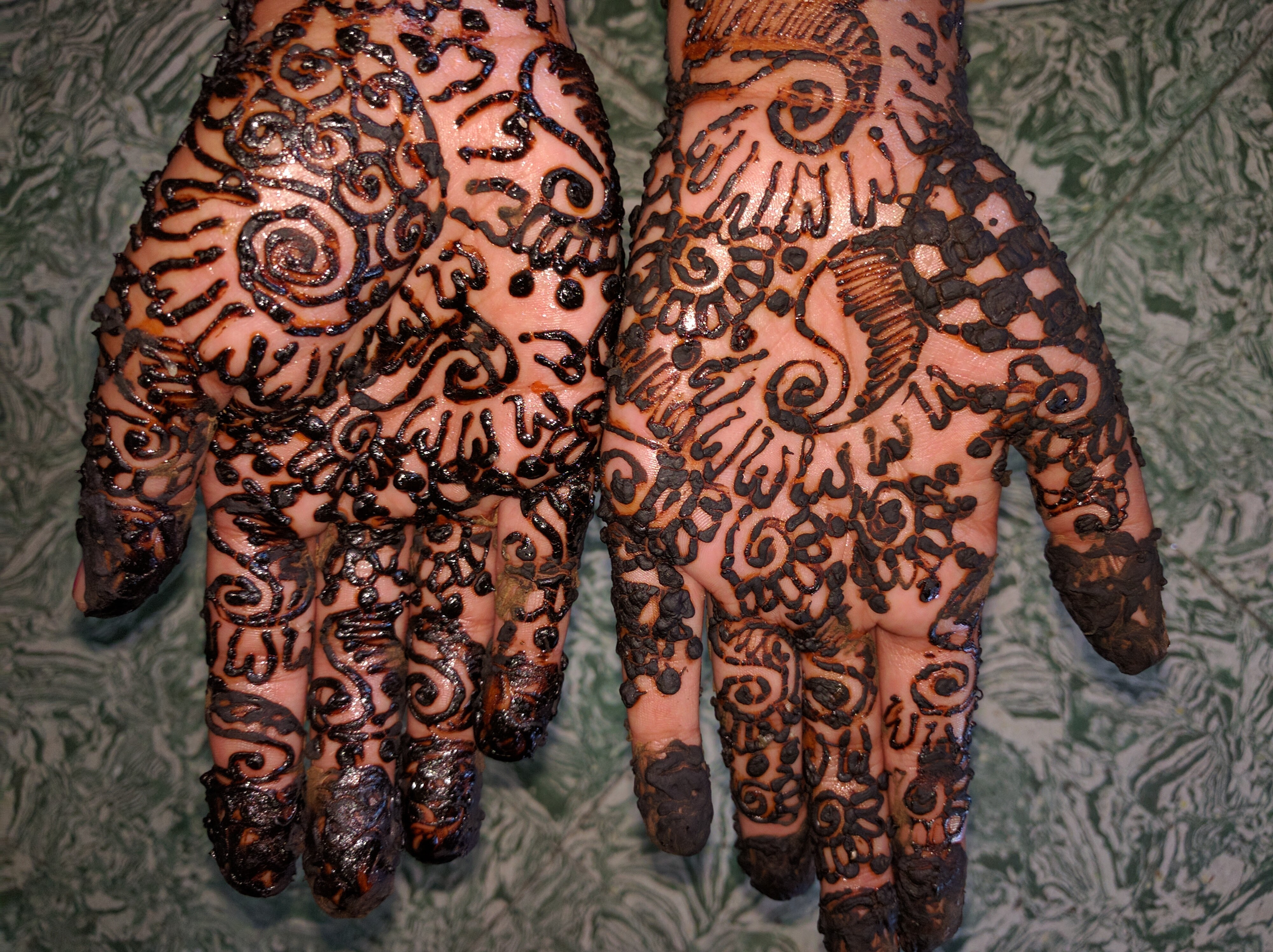 Mehndi Henna Butterfly : Mehndi designs a tradition of love u culinary butterfly