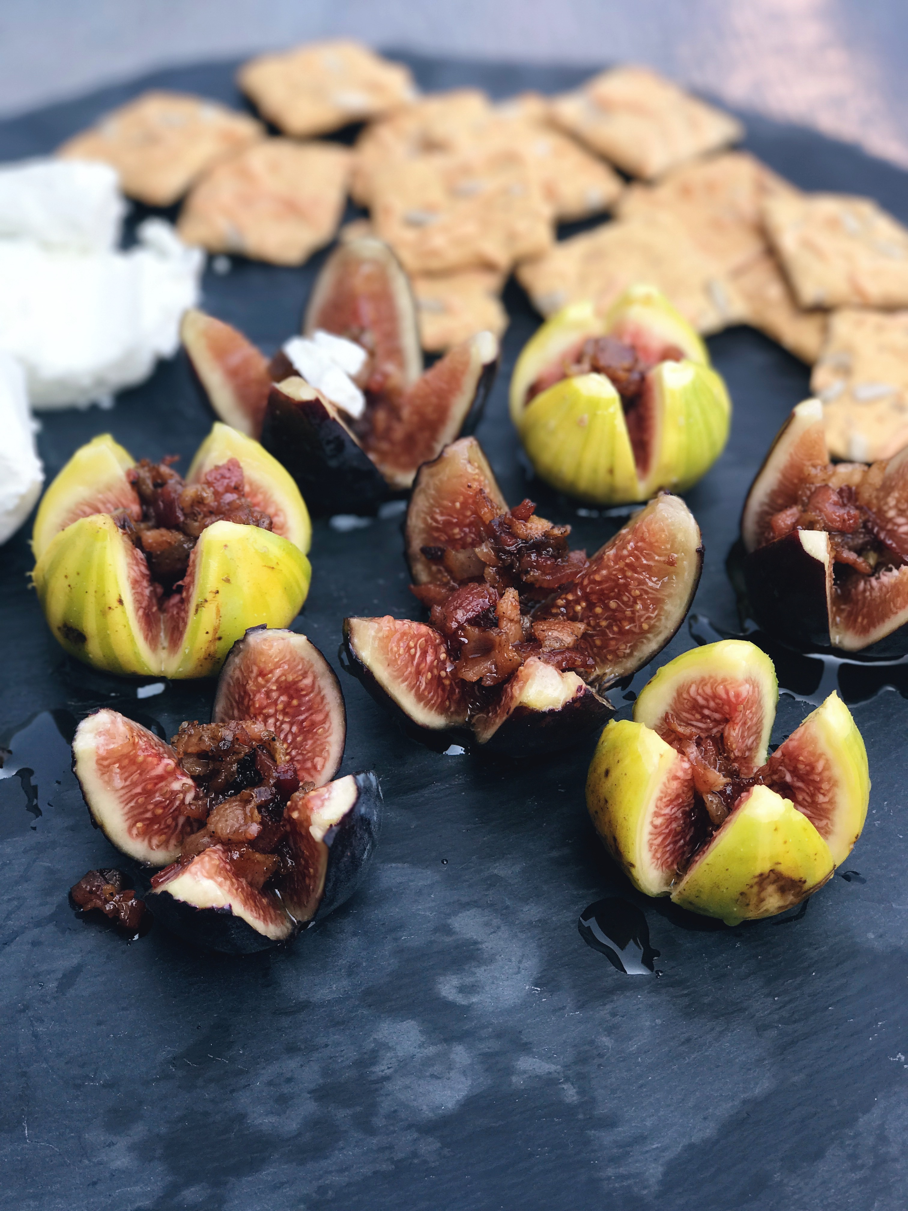 how to make fresh figs at home