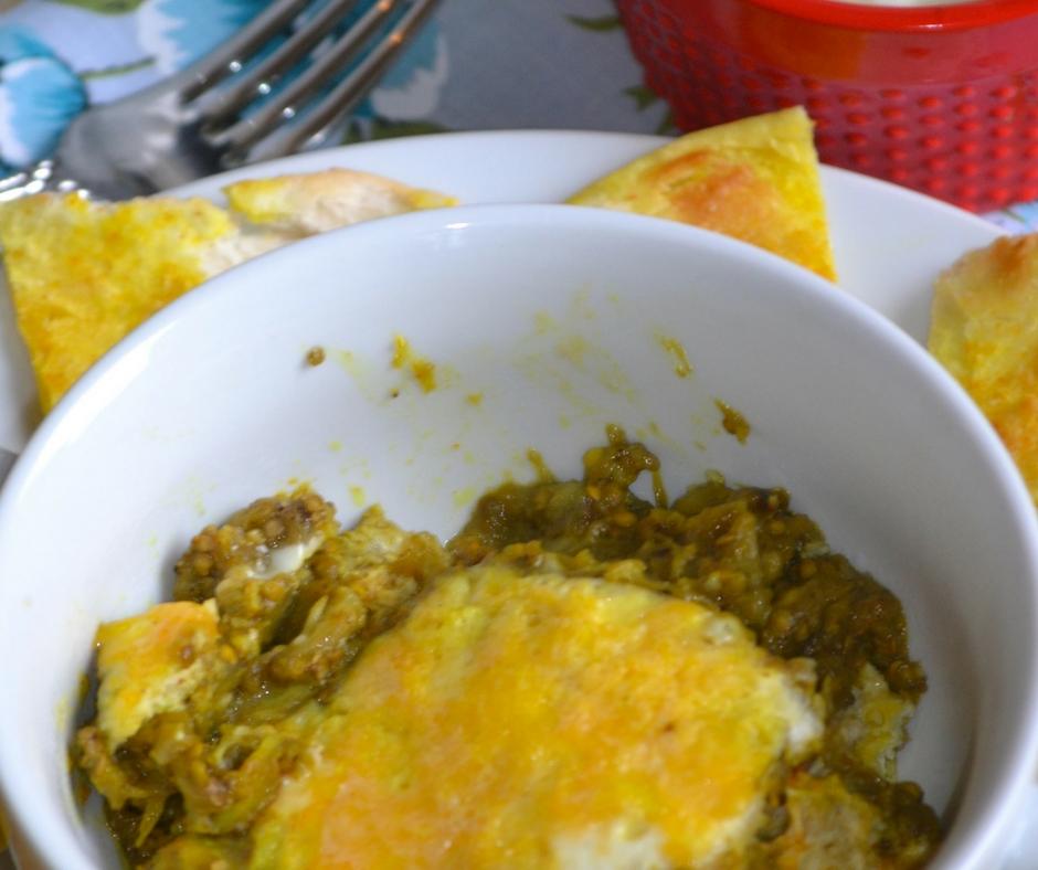 Mirza Ghasemi - Eggplant Omelet