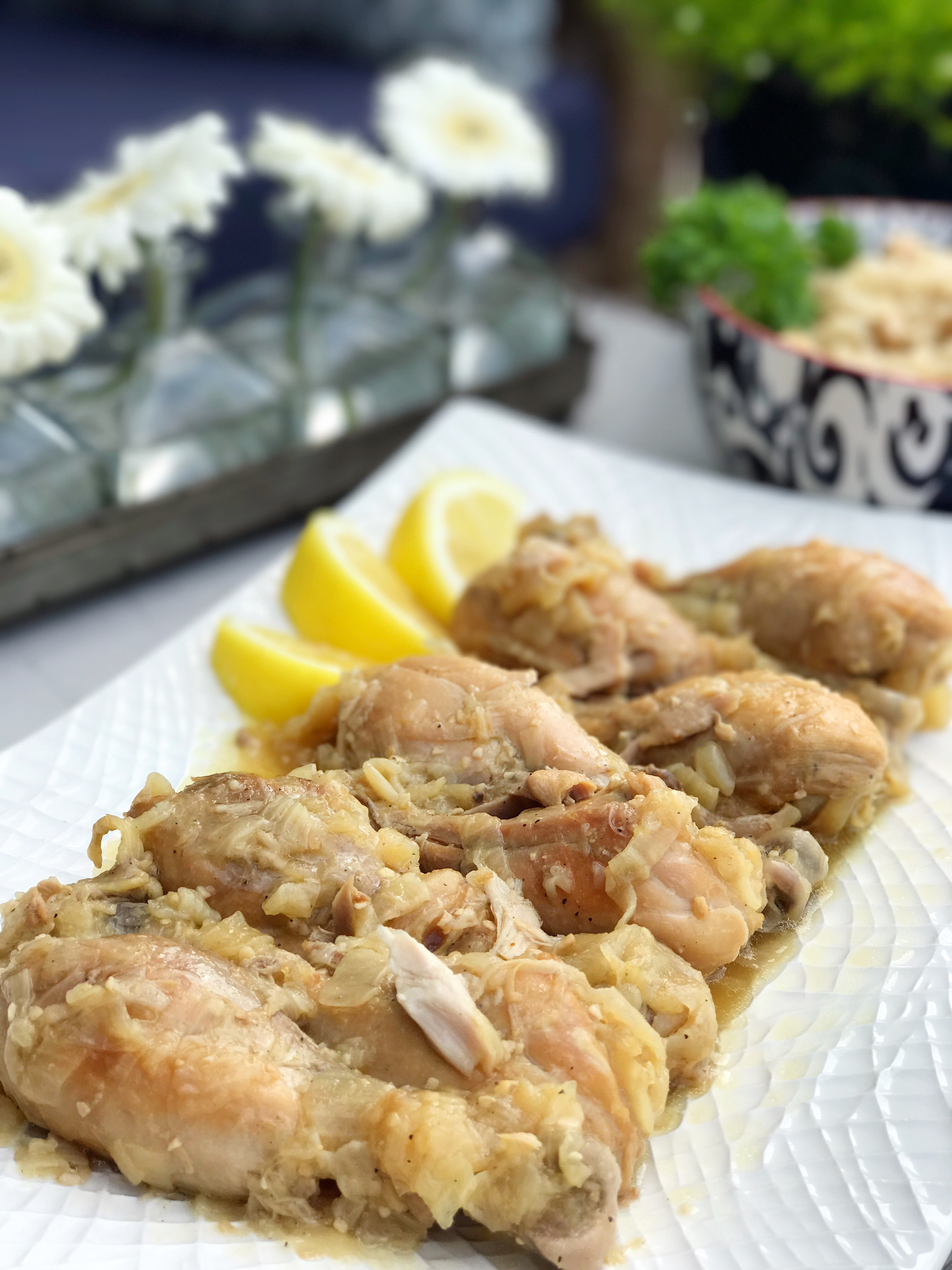 easy stovetop chicken legs