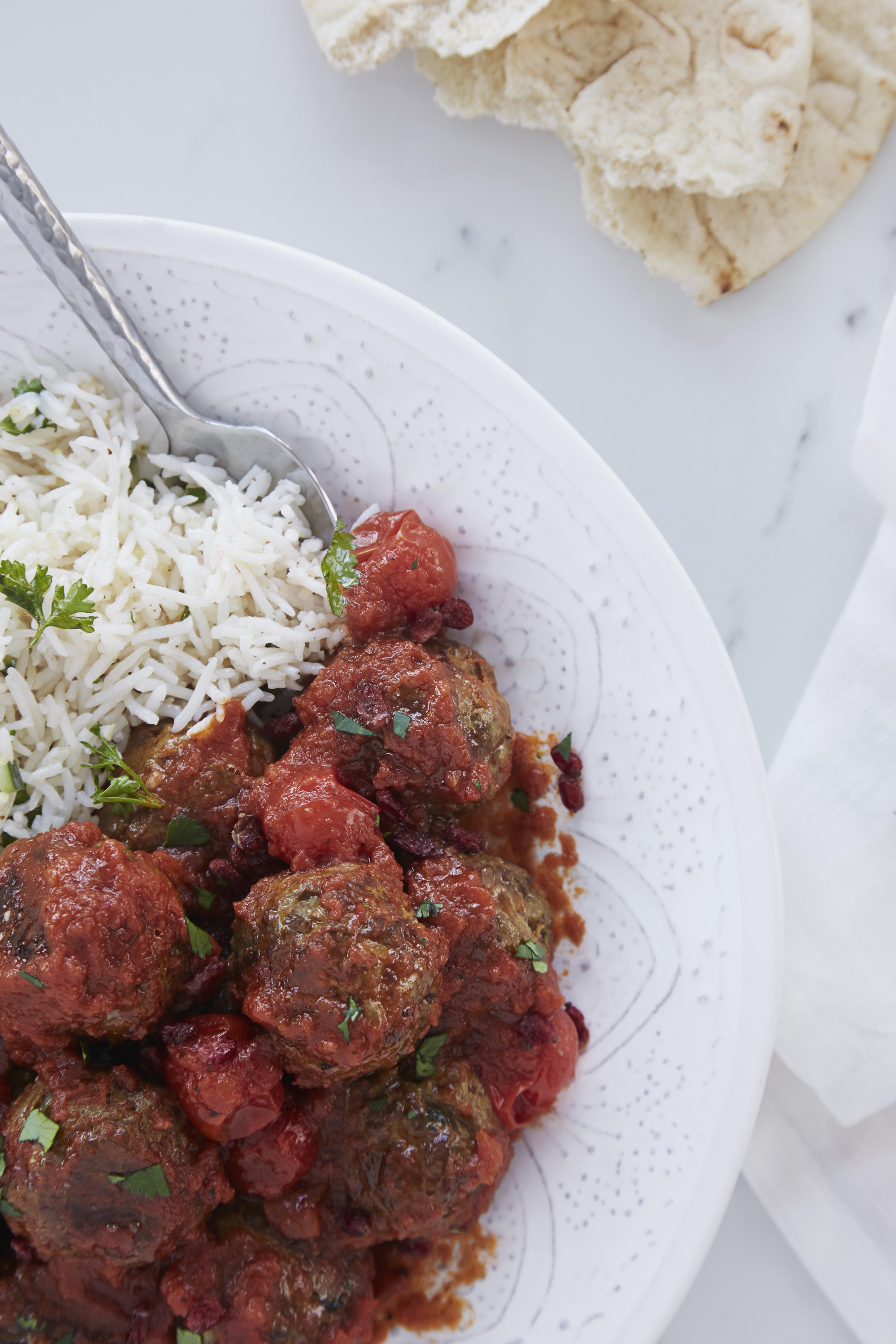 koofteh recipe how to make persian meatballs