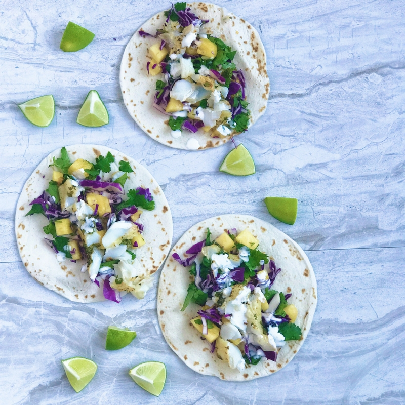 how to make fish tacos recipe
