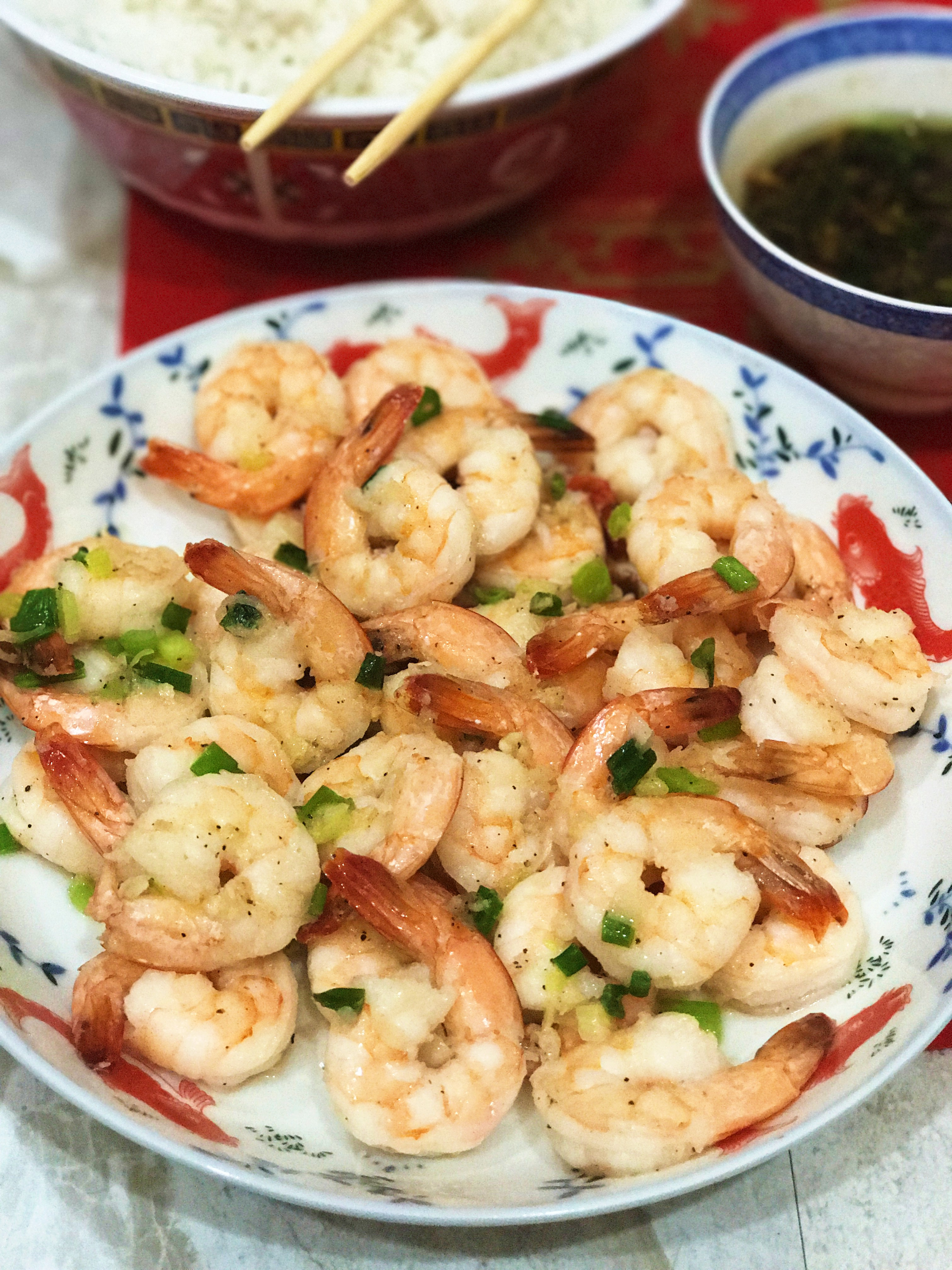 pan fried shrimp recipe