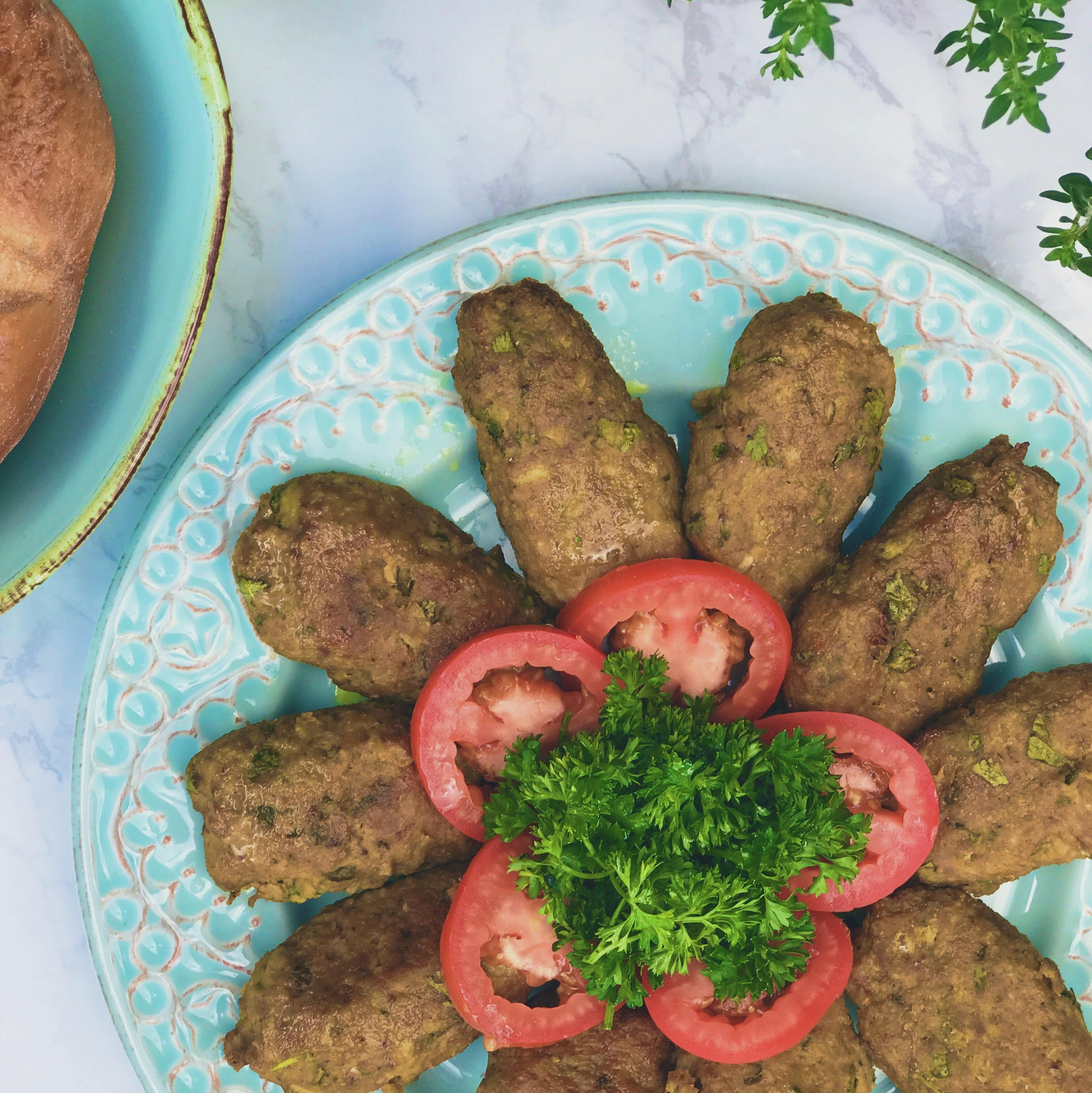 Israeli lamb kabobs recipe