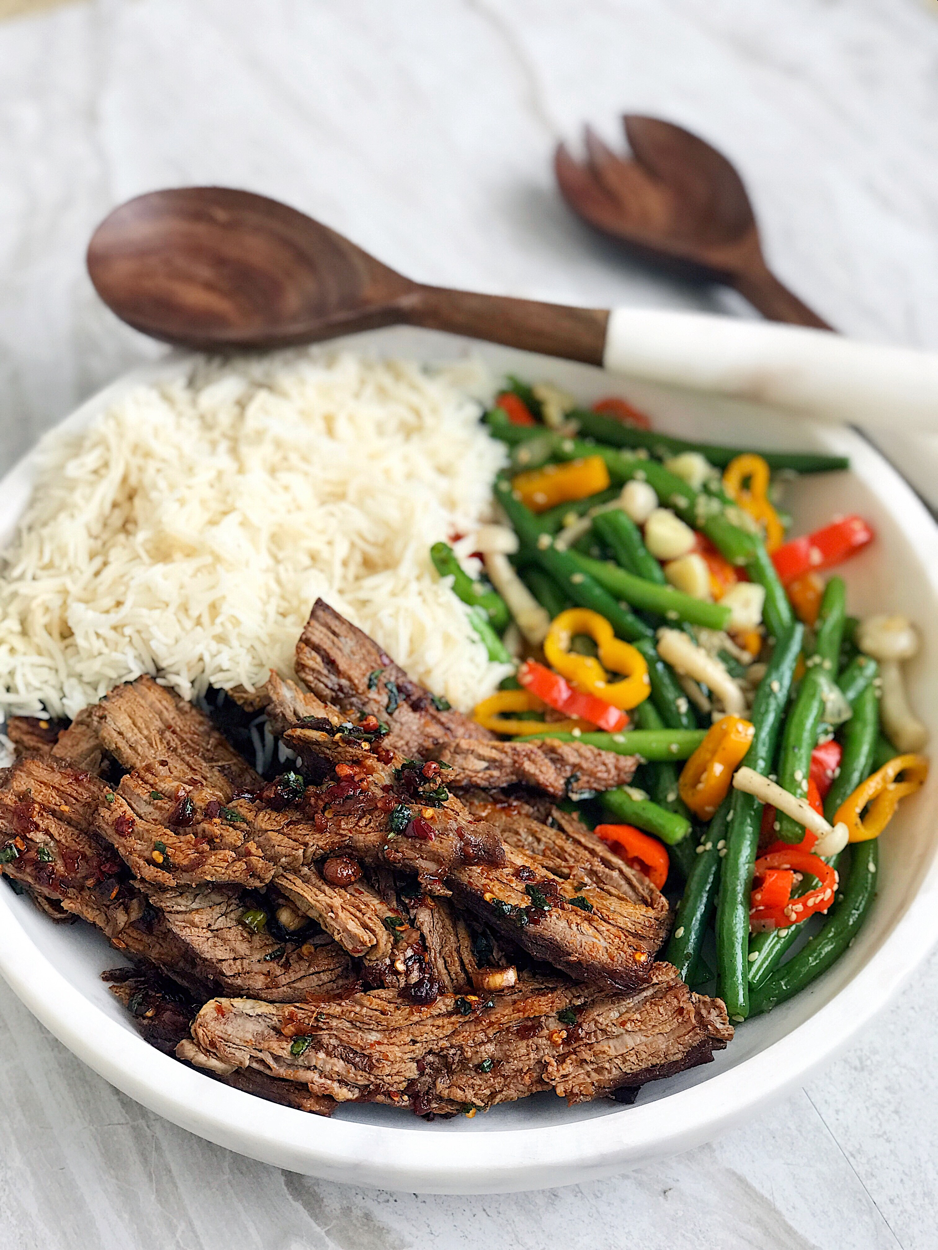 CHINESE SPICY BEEF RECIPE