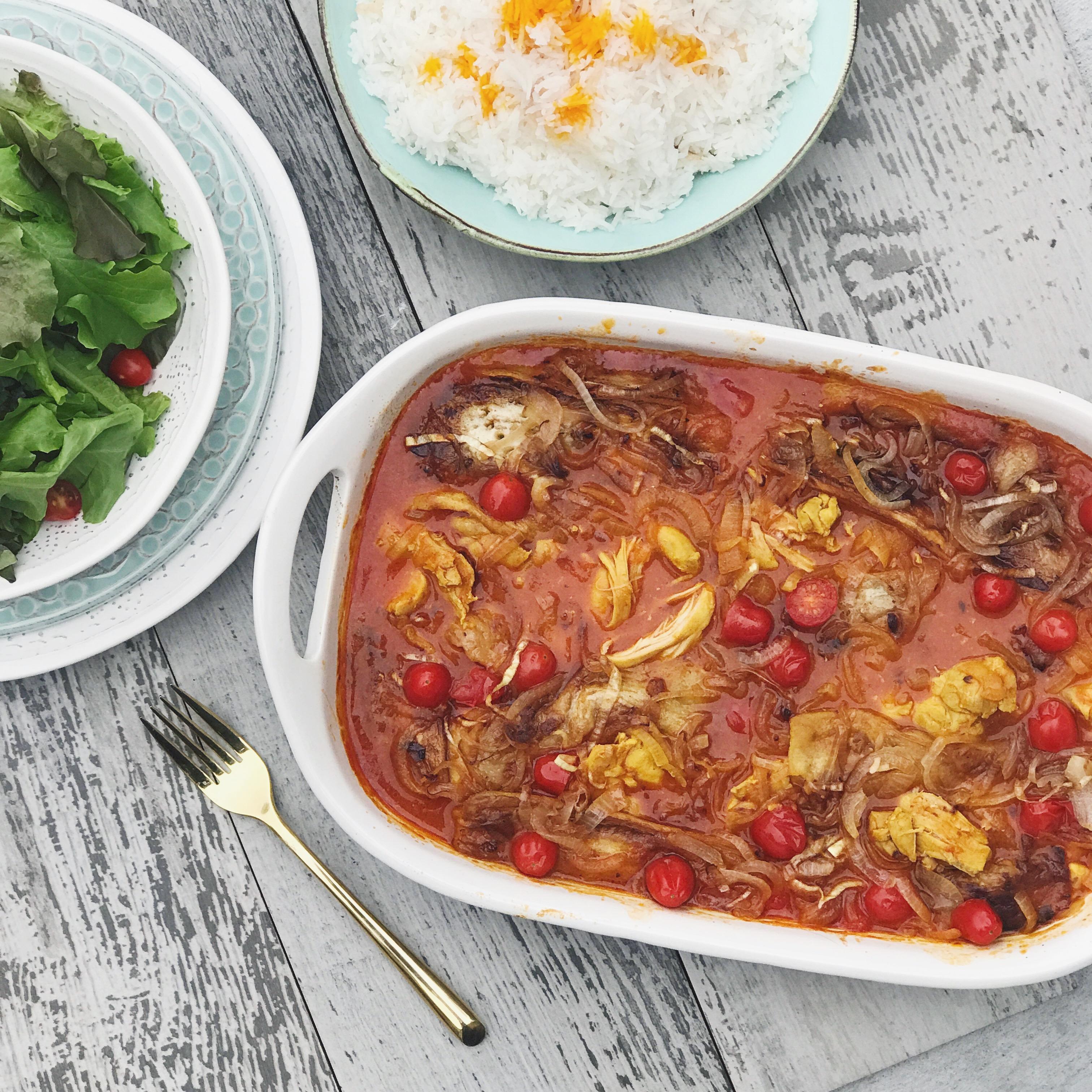 Persian Eggplant Khoresht Culinary Butterfly Recipe