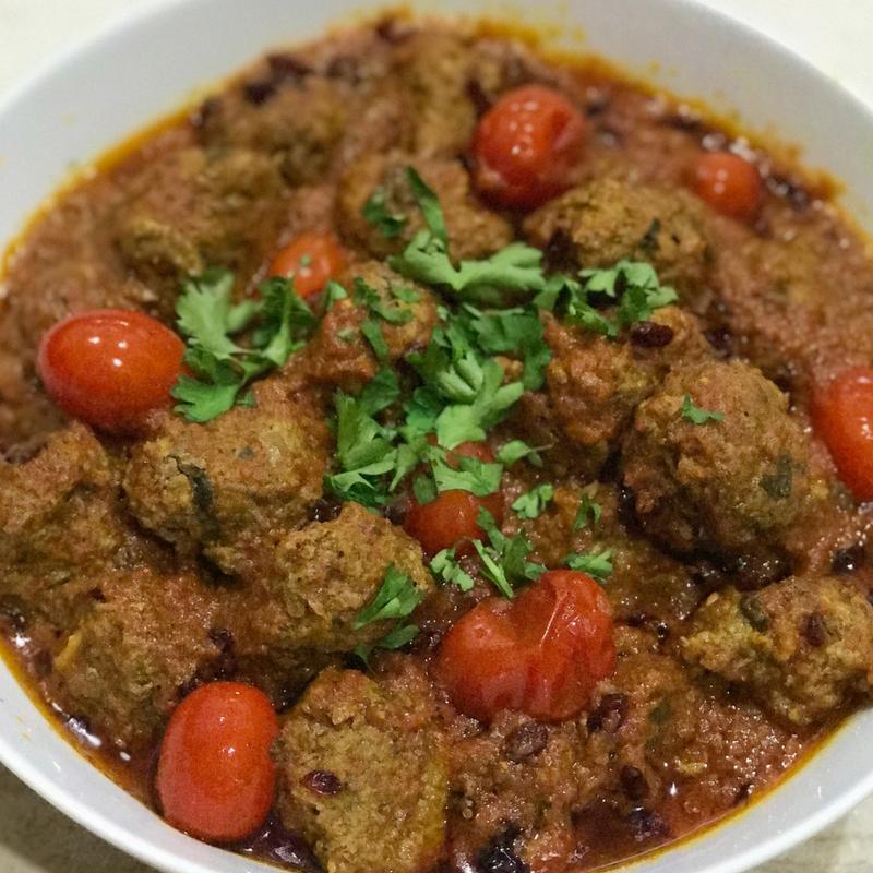 Koofteh Persian Meatballs Culinary Butterfly Recipe
