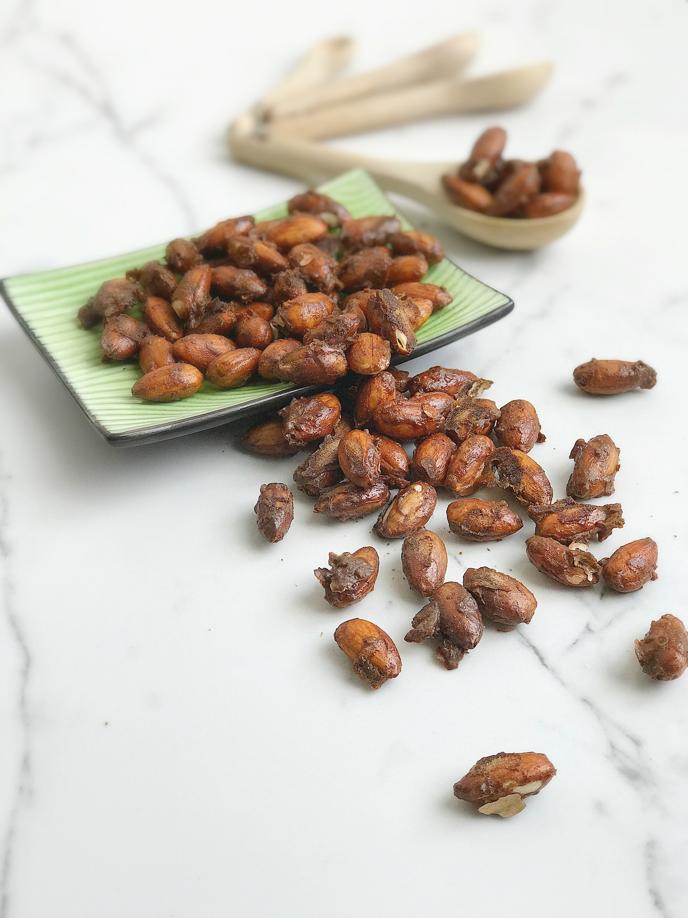 simple whole almond recipe