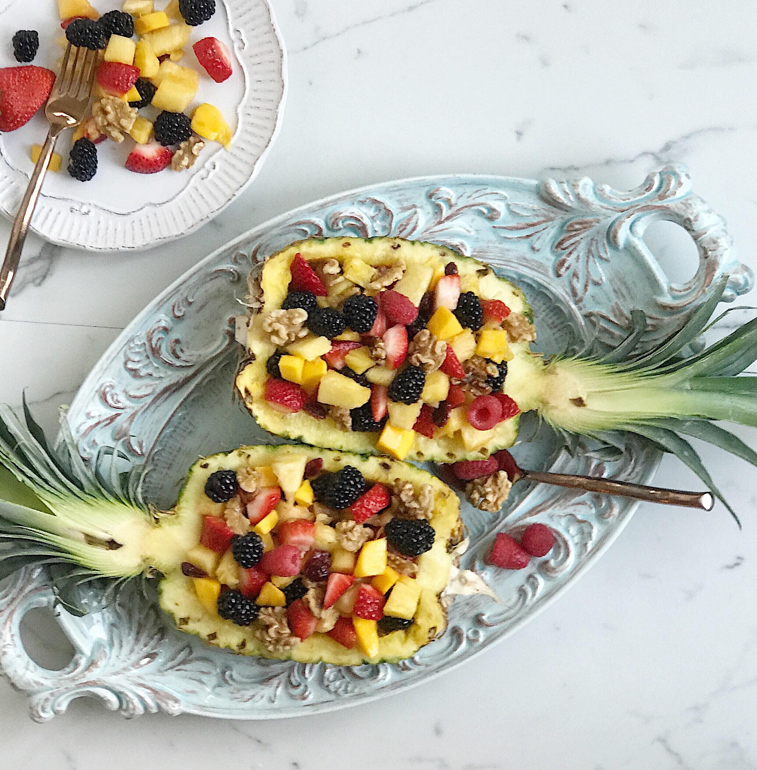 jamaican fruit bowl